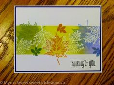 Most of my cards tend to be CAS (clean and simple). When Creative Inspiration's Challenge this week was lots of layers, I decided to focus o...