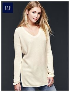 Brooklyn pullover tunic sweater