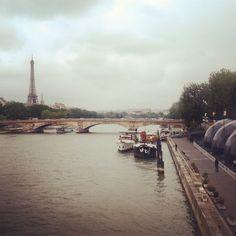 Paris ve městě Île-de-France