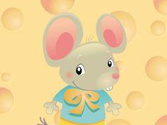 El ratón tranquilo