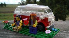 Geweldig! ♥♥♥ hippies van Lego