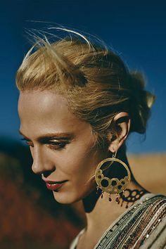 Bubbled Briolette Earrings, just got the, .lovvvve them I Love Jewelry, Gems Jewelry, Bohemian Jewelry, Jewelery, Jewelry Accessories, Fashion Accessories, Women Jewelry, Fashion Jewelry, Jewelry Design