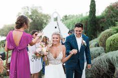 It was such a pleasure capturing Sparti and Chri's wedding. Wedding Season, Wedding Day, Bridesmaid Dresses, Wedding Dresses, Photography Services, Athens, Got Married, Greece, Destination Wedding