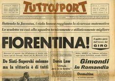 SCRIVOQUANDOVOGLIO: CALCIO SERIE A:29°GIORNATA (11/05/1969)