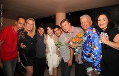 Brilho das Estrelas em noite elegante no teatro Carlos Gomes, apresentação de Fernando Reski.   Revista Styllus