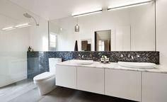 nowoczesna łazienka, East Malvern Residence by LSA Architects (8)