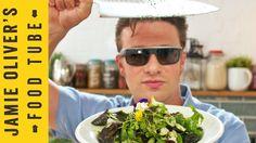 My 1st Recipe With Google Glass | Jamie Oliver