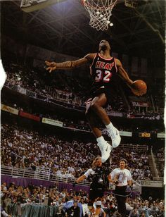 Harold Miner, '93 Dunk Contest.