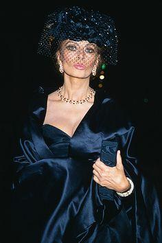 """ Sophia Loren on the set of Prêt-à-porter, 1994 (dir. Robert Altman). """