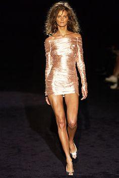 Gucci Spring 2003 Ready-to-Wear Fashion Show - Carmen Kass, Tom Ford
