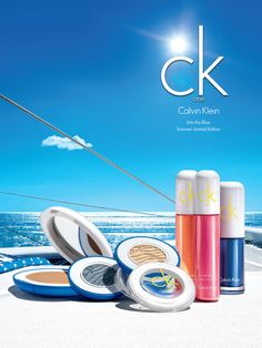What great #summer #packaging from #CalvinKlein !