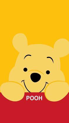 Winnie The Pooh It Was Fine Line Wallpaper Disney In 2019