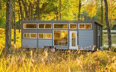 Can You Believe This Tiny House Sleeps 8 People?  - HouseBeautiful.com