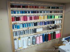 wall thread holder organization