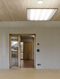 L2A - Lengacher Althaus AG, dipl. Architekten FH SIA, Interlaken: 2014 Neubau und Erweiterung Schulhaus Goldern Hasliberg