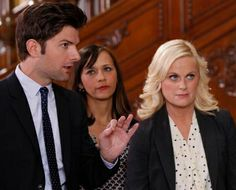 4 things 'Parks and Rec' teaches you about being a good grad student
