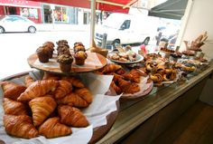 Gail's-- Artisan Bakery in London selling award-winning hand-made bread, cakes & pastry