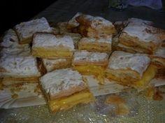 Una deliciosa receta de Milhojas de crema para #Mycook http://www.mycook.es/receta/milhojas-de-crema/
