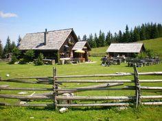 Siebenhütten Göstling an der Ybbs The Gr, Summer Activities, Homeland, Austria, Cabin, Vacation, Landscape, House Styles, Travel