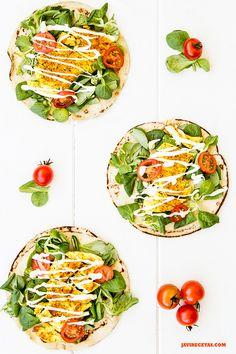 Tacos de Pollo!!!