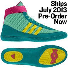 i would so rock wrestling shoes | Sole Mates | Pinterest ...