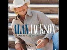 Alan Jackson - Chattahoochee [1992: A Lot About Livin' (And A Little 'Bout Love)]