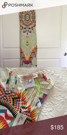 Mara Hoffman Maxi Dress Size SMALL with TAGS! This is the perfect summer and fall transition maxi dress! Perfect hit and fit for my fellow 5 foot 3 ladies:) Mara Hoffman Dresses Maxi