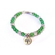 Little Angels and Guardians Bracelet in Sterling Silver