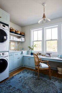 35 SMART SMALL LAUNDRY ROOM ORGANIZATION IDEAS #laundry #laundryroom #laundryroomideas