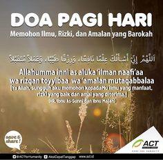 Doa Pagi Islami Bergambar Nusagates