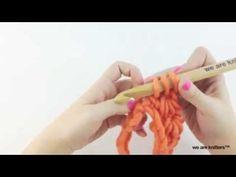 Con este minitutorial, podrás aprender a tejer el punto estrella. ---- Aprende a tejer con WE ARE KNITTERS con nuestros tutoriales y trucos. weareknitters.co...
