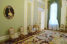 pałac prezydencki wnętrza presidential palace Poland