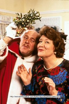 """Keeping Up Apperances On DVD - Hyacinth Bucket (pronounced """"bouqet"""") continually looks for opportunities to climb up