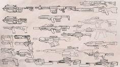 Rifle Practice by Sigi09 on DeviantArt
