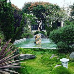 "11bb036c48 Guy Perl on Instagram: ""Japanies Garden Towers in Holon, Israel #travel  #japaniesgarden #gardendesign #gardenfountain #greengarden #holon #israel  ..."