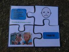 Puzzles con vocabulario emocional :El sonido de la hierba al crecer