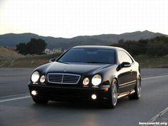 My first favorite-1999 Mercedes-Benz CLK430