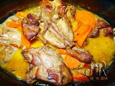 Pot Roast, Paella, Cooking, Ethnic Recipes, Animals, Food, Carne Asada, Kitchen, Roast Beef