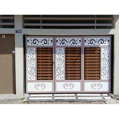 Iron Main Gate Design, Home Gate Design, Gate Wall Design, Grill Gate Design, Steel Gate Design, Front Gate Design, Room Door Design, Gate Designs Modern, Metal Gate Designs