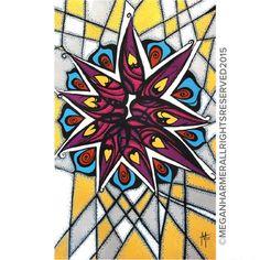GOLDEN HEART 2012 hand painted acrylic on canvas, original by Megan Harmer Golden Heart, Saatchi Art, Hand Painted, Canvas, Gallery, Painting, Collection, Tela, Painting Art