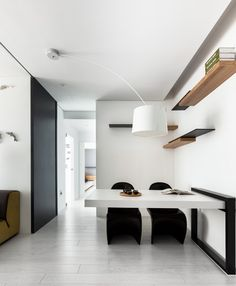Z-AXIS DESIGN   The Little White Apartment