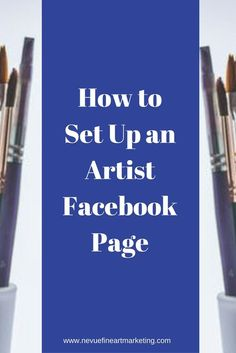 """Find out more info on """"abstract artists famous"""". Visit our internet site. Craft Business, Creative Business, Business Tips, Online Business, Selling Art Online, Online Art, Life Online, Sell My Art, Facebook Marketing"""