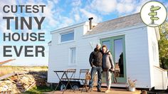 Tiny House with Incredible Interior Design Built in 40 Days! - YouTube