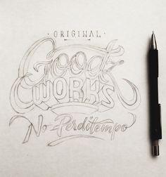 betype:  work in progress. Original Goodz Works by Otto Goodz.