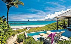 World's Most Romantic Hotels from Travel & Leisure. I loved St. Kitts and would definitely go back & stay at on the List. Turtle Beach Bungalows at Christopher Harbour, St. Vacation Places, Vacation Destinations, Vacation Trips, Dream Vacations, Vacation Spots, Vacation Ideas, Romantic Places, Most Romantic, Beautiful Places