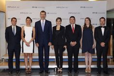 Queens & Princesses -  King Felipe and Queen Letizia  attended the Princess of Girona awards ceremony in Girona.