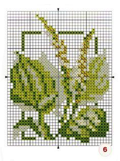 Gallery.ru / Фото #22 - Лекарственные растения Моя вышивка - Mosca