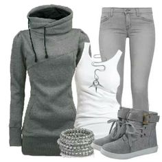 Easy comfy outfit