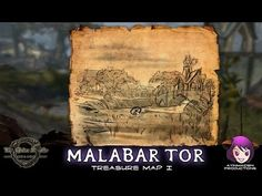 43 Best ESO - Treasure Map images   Elder scrolls online ... Malabal Tor Treasure Map on elder scrolls online map, grahtwood map, greenshade map, reapers march map,