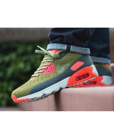 Nike Air Max 90 Ultra BR Infrared Scenery Green Deals